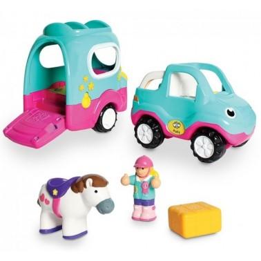 Приключения Пони Полли WOW Toys