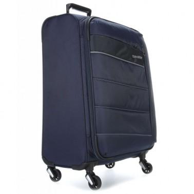 Чемодан Travelite Kite на 4 колесах L exp., синий 95/109 л, 2.9 кг, 47*75*29/33 см TL089949-20 (TL089949-20)