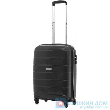 Чемодан Travelite Mailand на 4 колесах S черный 38 л, 2.7 кг, 38*55*20 см TL573347-01 (TL573347-01)