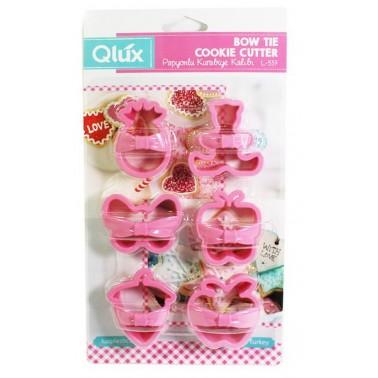 Формочки для печенья Qlux MIX (L-00537)