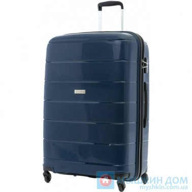 Чемодан Travelite Mailand на 4 колесах L синий 109 л, 4.5 кг, 53*76*29 см TL573349-20 (TL573349-20)
