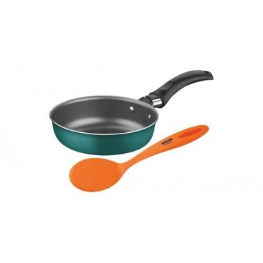 Сковорода TRAMONTINA Breakfast 13 см, классическая (27813/003)