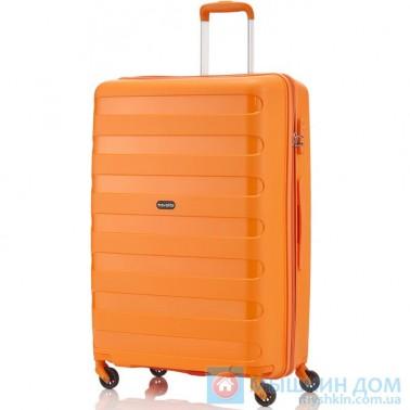 Чемодан Travelite Nova на 4 колесах L оранжевый 99 л, 4.1 кг, 50*75*30 см TL074049-87 (TL074049-87)