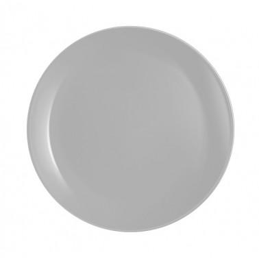 Тарелка LUMINARC DIWALI GRANIT /19 см/десерт. (P0704)
