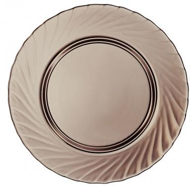 Тарелка LUMINARC ОКЕАН ЭКЛИПС /24.2 см/обед. (L5078/1)