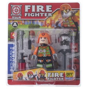 Игрушечный набор Space Baby Fire фигурка и аксессуары 6 видов