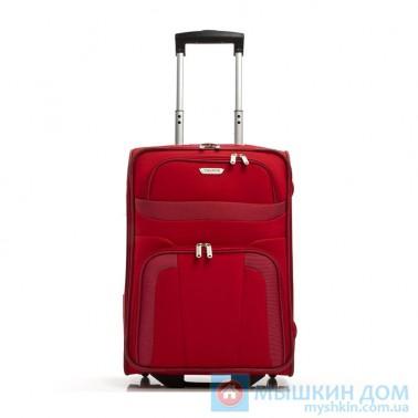 Чемодан Travelite Oriando на 4 колесах S красный 37 л, 3.2 кг, 37*53*20 см TL098487-10 (TL098487-10)