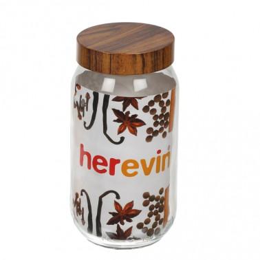 Банка HEREVIN WOODY 1 л (231377-000)