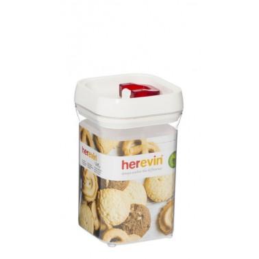 контейнер пл. HEREVIN RED 1 л (161202-001)