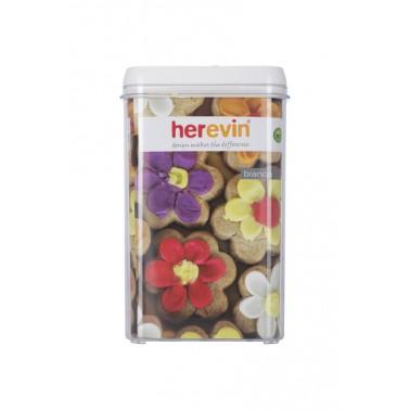 контейнер пл. HEREVIN LUXOR BIANCA WHITE 2.3 л (161188-001)