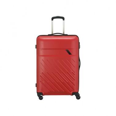 Чемодан Travelite Vinda на 4 колесах L красный 98 л, 4.2 кг, 51*76*30 см TL073849-10 (TL073849-10)