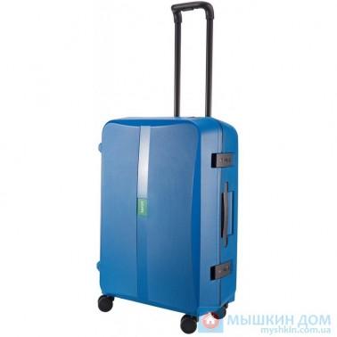 Чемодан Lojel Octa на 4 колесах M синій 60 л, 4.6 кг, 43.6*64.8*26.8 см Lj-PP9-1M_BLU (Lj-PP9-1M_BLU)