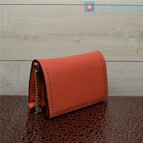 Сумка экошкіра G&T 66439 Orange (22x15x4cm)