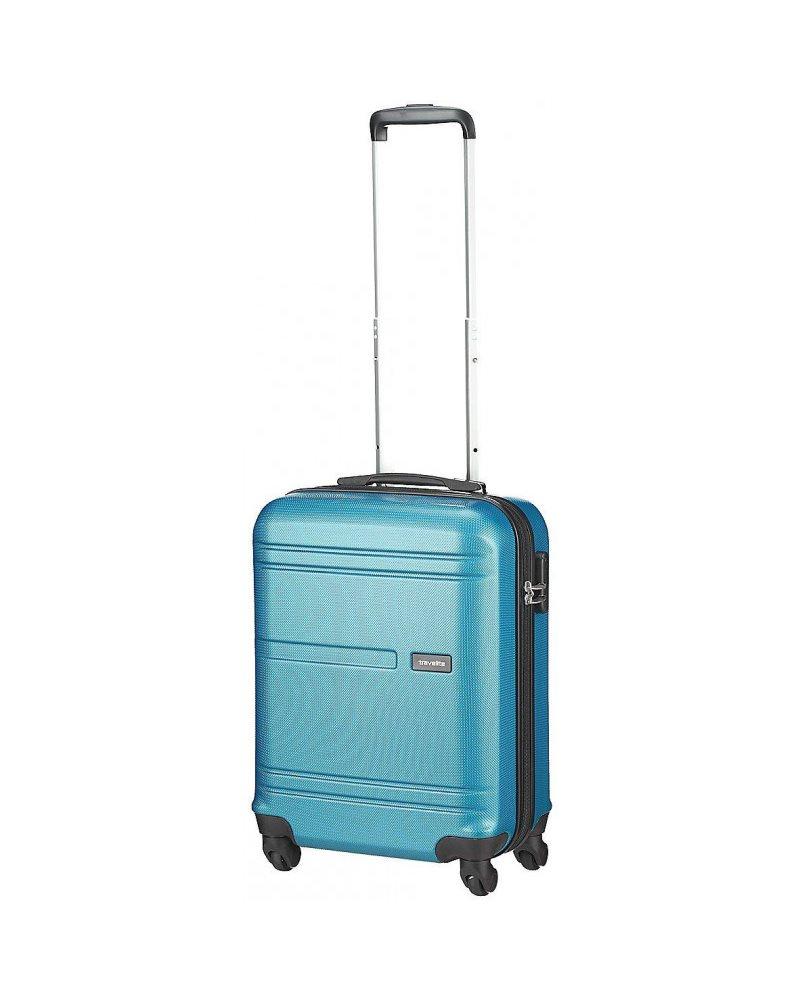 Чемодан Travelite Yamba на 4 колесах S синий 38 л, 2.8 кг, 39*55*20 см TL075047-22 (TL075047-22)