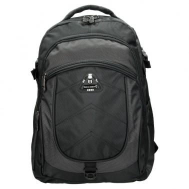Рюкзак Enrico Benetti Barbados с отделом для ноутбука 15.6' черный, 34 л, 31*48*23 см Eb62013 001 (Eb62013 001)