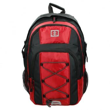 Рюкзак Enrico Benetti Puerto Rico с отделом для ноутбука 15.6' красный, 33 л, 32*48*23 см Eb47080 017 (Eb47080 017)