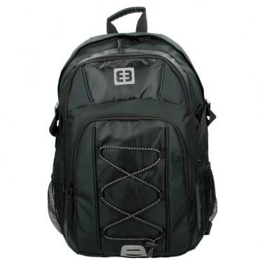 Рюкзак Enrico Benetti Puerto Rico с отделом для ноутбука 15.6' черный, 33 л, 32*48*23 см Eb47080 001 (Eb47080 001)