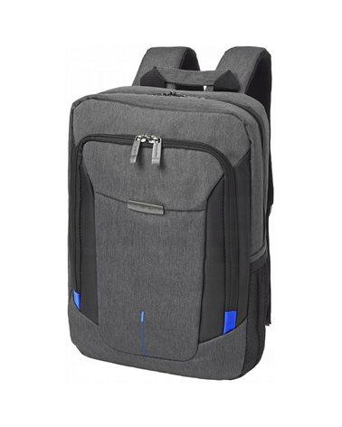 Рюкзак Travelite @Work Slim с отделом для ноутбука 13' серый 10 л, 0.7 кг, 28*40*9 см TL001742-04 (TL001742-04)