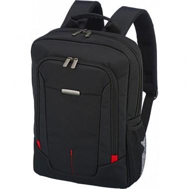 Рюкзак Travelite @Work Slim с отделом для ноутбука 13' черный 10 л, 0.7 кг, 28*40*9 см TL001742-01 (TL001742-01)