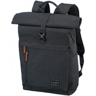 Рюкзак Travelite Basics Rollup серый 35 л, 0.8 кг, 37*60*16 см TL096310-05 (TL096310-05)