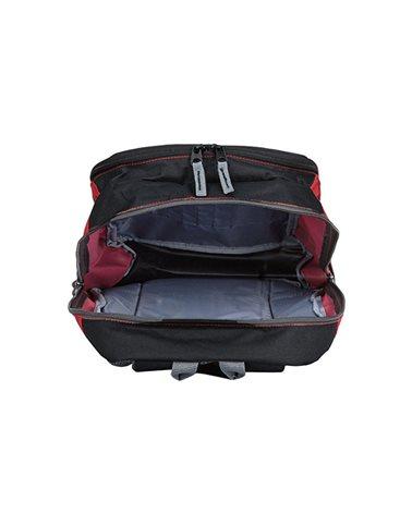 Рюкзак Travelite Basics красный 23 л, 0.5 кг, 31*44*19 см TL096244-10 (TL096244-10)