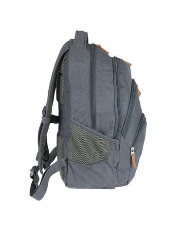 Рюкзак Travelite Basics черный 22 л, 0.7 кг, 31*45*16 см TL096308-05 (TL096308-05)